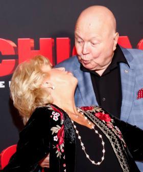 Aussie TV Legend Bert Newton Hospitalised
