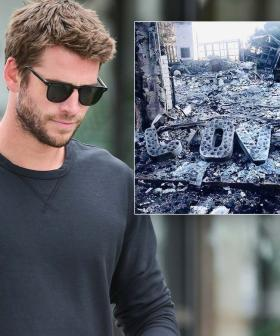 Liam Hemsworth Sells Wildfire-Ripped Home For Almost Half Of What He Bought It For