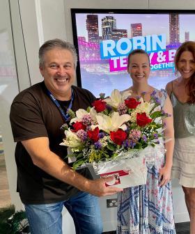 Brisbane's Teacher Of The Year, Mrs Sarah Wilson Gives Robin & Terry A Year 5 Quiz!