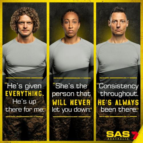 SAS Australia's Epic Finale PLUS Terry Shares His Favourite Saying From The Honey Badger!