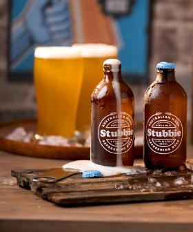 """New Australian """"Stubbie"""" Beer Is The Perfect Retro Thirst Quencher's Summer Dream!"""