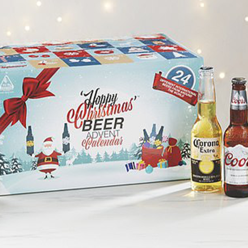 Aldi's Boozy Advent Calendars Are Back So You Can Countdown The Right Way