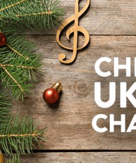 Christmas Ukulele Challenge: Naomi Price Sings 'All I Want For Christmas' LIVE!