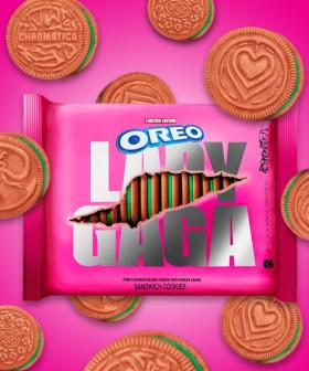Lady Gaga Is Releasing Her Own Oreo & It Looks HORRIBLE