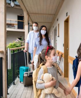 Queensland Bans Hotel Quarantine Fresh Air Breaks Amid Concerns About Number Of Growing Cases