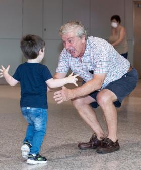 Emotional Reunions As Queensland Reopens To Sydney And Victoria