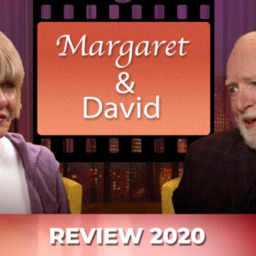 Margaret & David Have Officially Reviewed The Year 2020 If You Need A Laugh