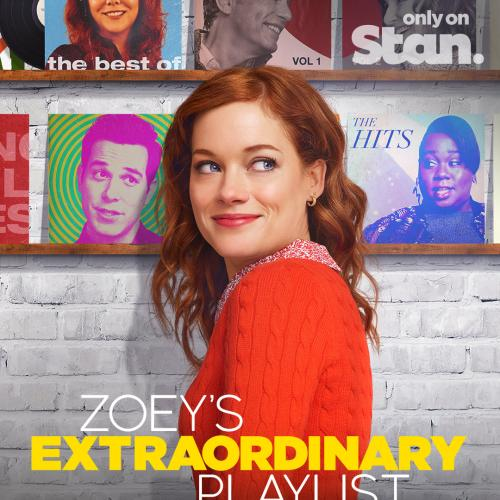 REMINDER! Zoey's Extraordinary Playlist Season 2 Premieres Today!