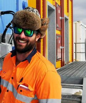 Dream Job Alert: Tradies Wanted To Work In Antarctica
