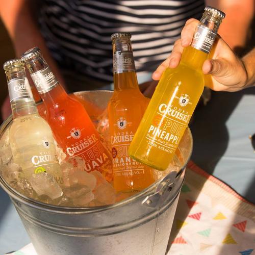 Vodka Cruiser Have Teased Possibly Bringing Back Long Necks For You Loose Units