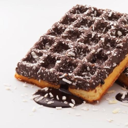 Apparently Lamington Waffles Are A Thing And We Need To Try One Now!