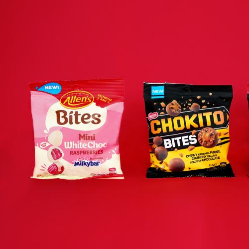 Allen's Are Releasing Bite Sized Versions Of Our Fave Treats!