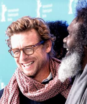 """""""You Gotta' Look At Wounds To Heal Them"""": Simon Baker On Confronting Nature Of His New Film, 'High Ground'"""