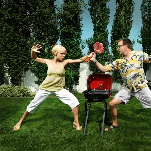 """Get Your Mitts Off!"": Can Someone Else Touch Your BBQ?"