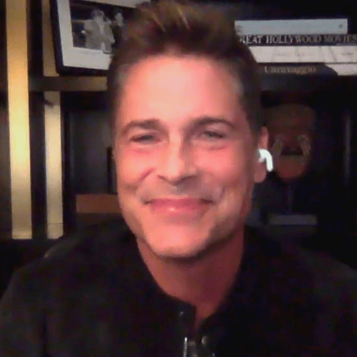 Rob Lowe Claims To Have Seen Prince Harry Rocking A Ponytail