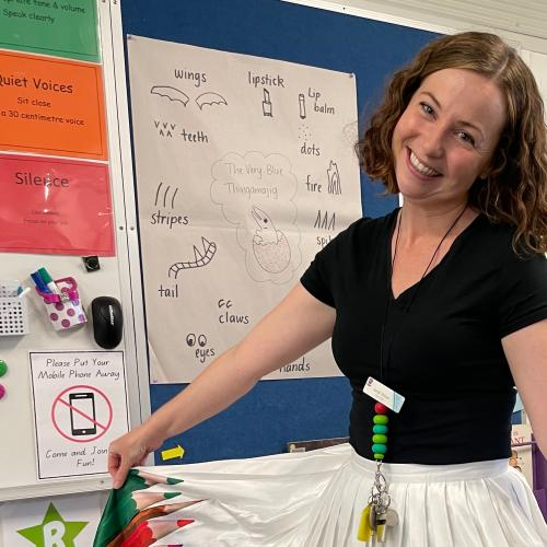 Brisbane's 2020 Teacher of The Year, Sarah Wilson Shares Her Top Prep Tips For Parents!