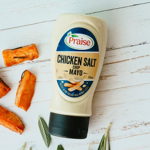 Help! I'm Having A Heart Attack Because Chicken Salt Chip Mayo Now Exists