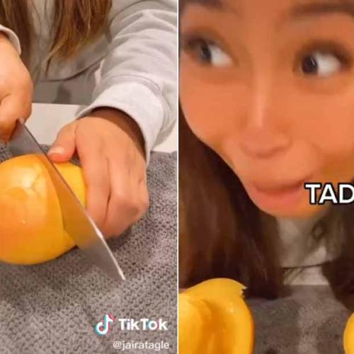 Viral TikTok Shows We've Been Eating Mangoes Wrong This Whole Time