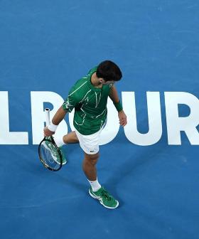 72 Australian Open Players Now In Lockdown