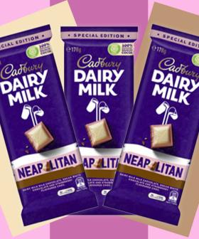 Cadbury Has Released Neapolitan Blocks And It Is Exactly What 2021 Ordered!