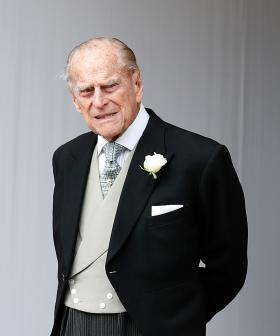 99-Year-Old Prince Philip Admitted To Hospital In UK