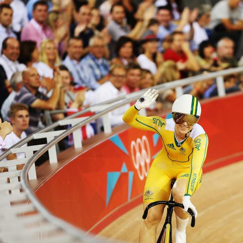 """""""I Couldn't Think Of Anything Worse Than Riding"""" - Anna Meares On Life After The Olympics"""