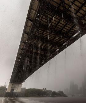 More Rain & Storms To Continue For Southeast Queensland: BOM Forecast
