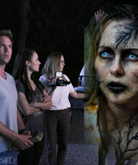 First Looks At Angie Kent's Feature Film Debut 'The Possessed' With Lincoln Lewis