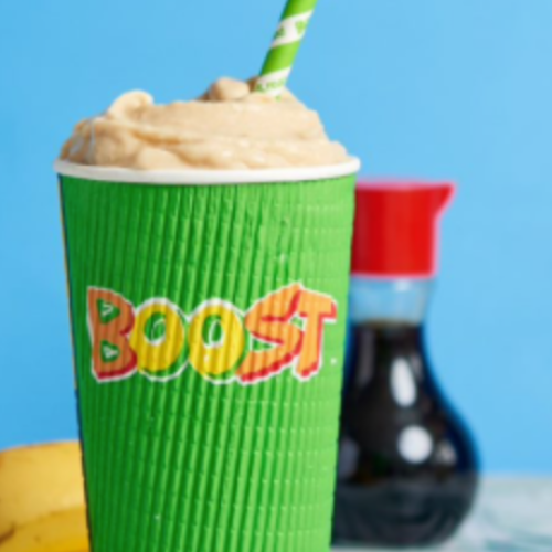 Boost Are Now Making Soy Sauce Smoothies Because Life Can't Get Weird Enough