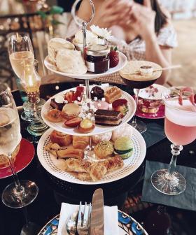 Oh My God! - Brisbane Has A Classy High-Tea Cocktail Garden!