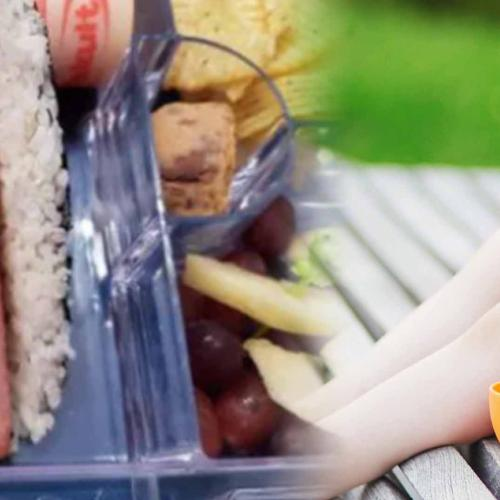 Woman Sparks Concern Over The First Lunchbox She Ever Made For Her Kid