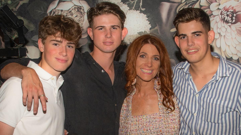 Robin's Heartwarming Speech For Her Son's 21st
