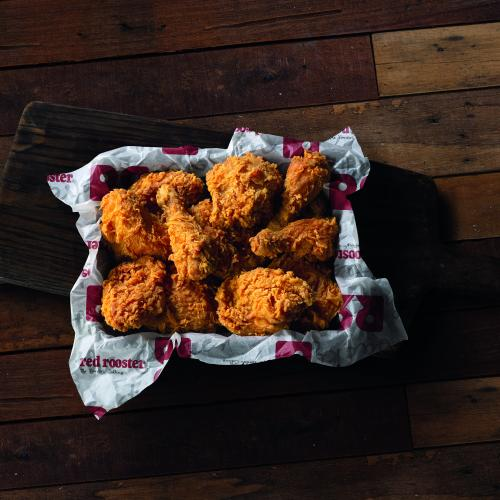 Red Rooster's Selling CRUNCHY FRIED CHICKEN As Of... NOW!