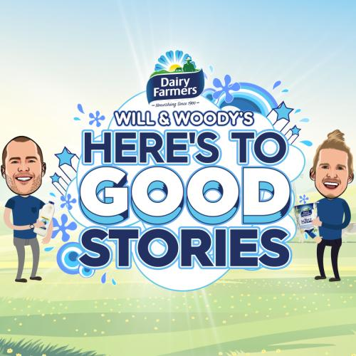 Will & Woody's Here's To Good Stories