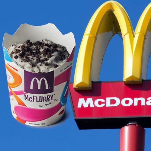 This McDonalds McFlurry Hack Is Being Praised As A 'Game Changer' & It Only Takes Two Minutes