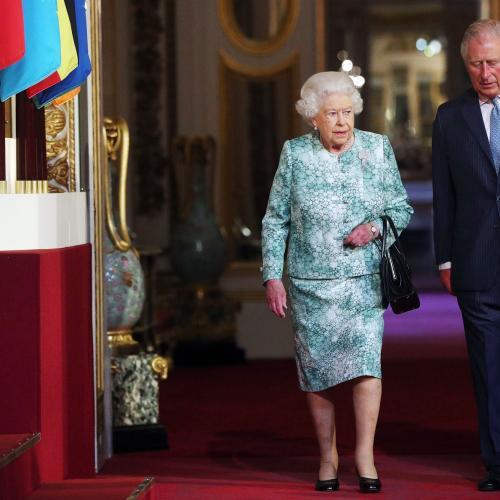 'The Queen' And 'Prince Charles' Discuss Oprah's Interview