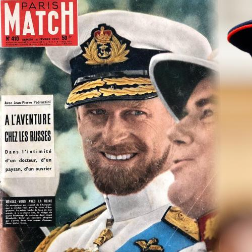 We Can't Get Over How Much This Young Photo Of Prince Philip Looks Like Harry