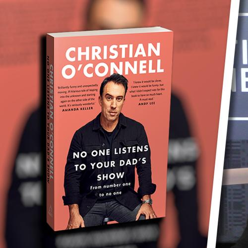 """""""No One Listens To Your Dad's Show"""" - Christian Explains The Brutal Meaning Behind His Book's Title"""