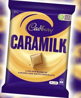 Caramilk Now Comes In These Giant Blocks, So Bye Healthy Eating!