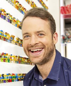 Hamish Blake May Have Jut Undertaken A Bizarre World First