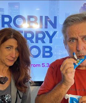 Robin Dares Terry To Eat Expired Bertie Beetles So You Don't Have To!