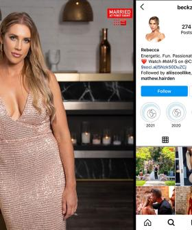 MAFS Bec Exclusively Reveals Show Producers Are Still Controlling Her Instagram!