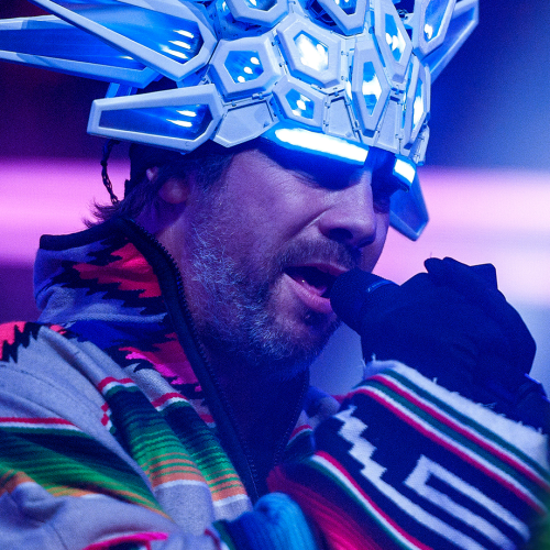 This TV Star Was Attacked By A Ghost In Jamiroquai's House