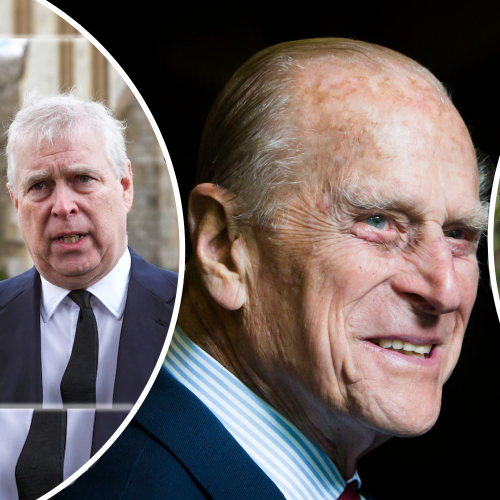 Who Is Set To Take Prince Philip's Place In The Royal Family?