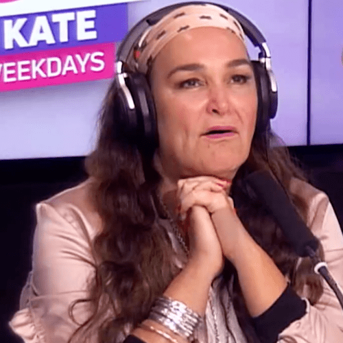 """Kate Langbroek Frightened She'll Be """"Cancelled"""" After Fake Tanning Incident"""