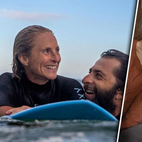 "Champion Paraplegic Surfer Sam Bloom Would Still ""Give Back"" All Her Success If She Could"