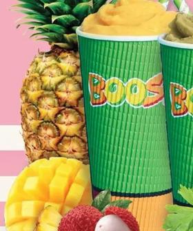 "Boost Juice Is Bringing Back Their Iconic ""What's Your Name Game"""