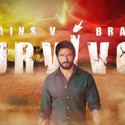 Get Excited, Survivor Brains V Brawn Is Coming And It's In Outback QLD