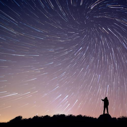 Brisbane To Be Treated To Meteor Shower This Weekend, Here's Where To Look!