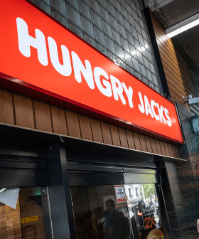 Hungry Jack's Is Giving Us All 50% Off When We Place A Delivery Order This Week!